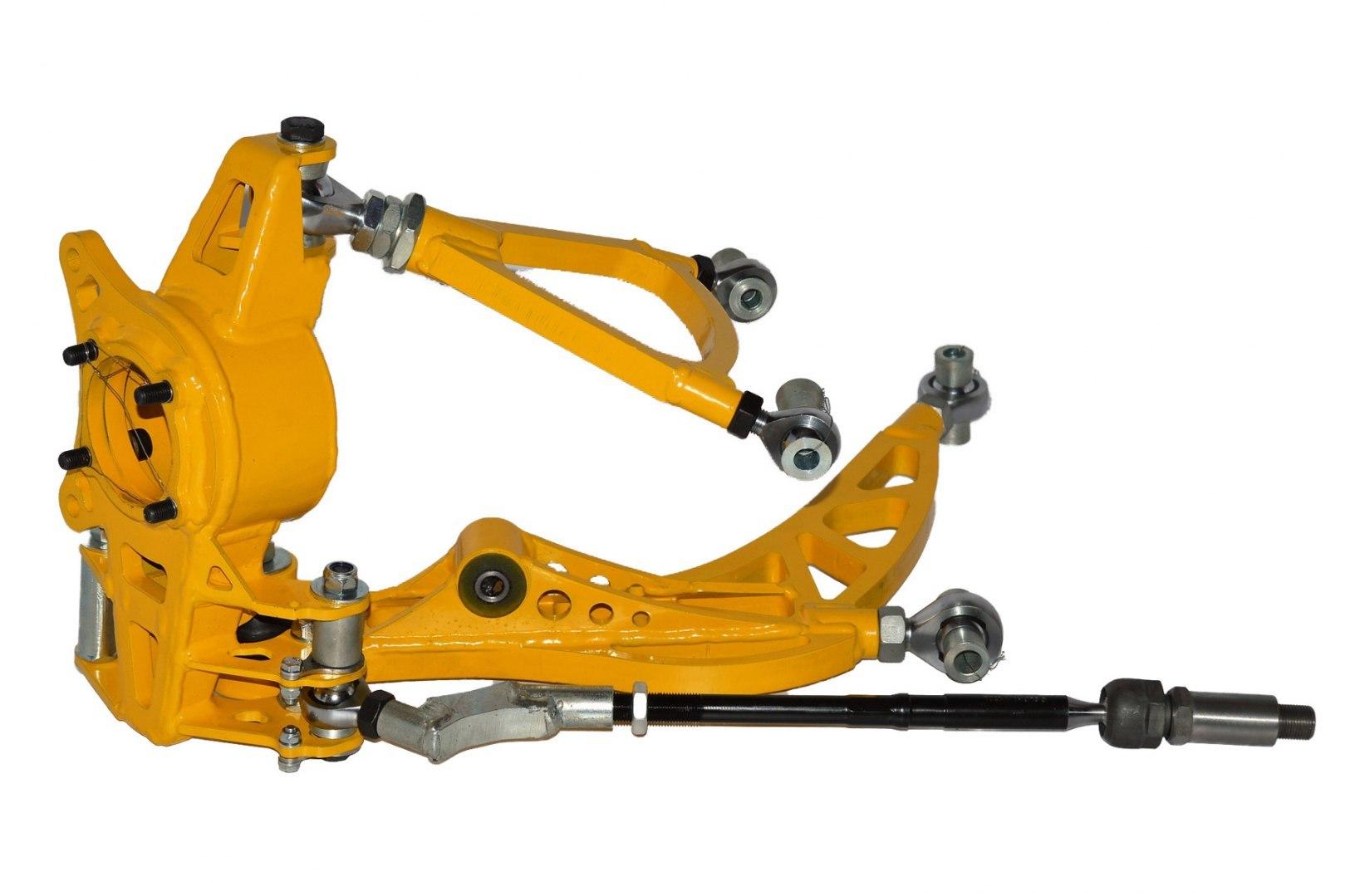 "Zestaw skrętu Mazda MX5 NC 17"" Wheels FAT - GRUBYGARAGE - Sklep Tuningowy"